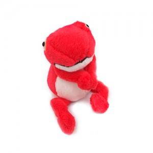 [sunarrow마그넷인형] ZOO 쥐락펴락 개구리-RED