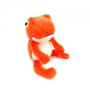 [sunarrow마그넷인형] ZOO 쥐락펴락 개구리-orange