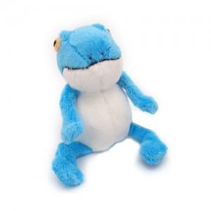 [sunarrow마그넷인형] ZOO 쥐락펴락 개구리-blue