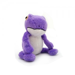 [sunarrow마그넷인형] ZOO 쥐락펴락 개구리-violet