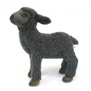 [HANSA] Sheep Kid BK(어린양검정색1) 3454번/28cm