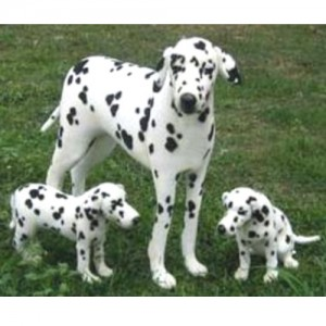 [HANSA] Dalmatian Puppy Stn(달마시안2) 9013번/38cm