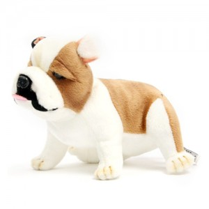 [HANSA] Bulldog Sit(불독1) 4627번/19cm.L
