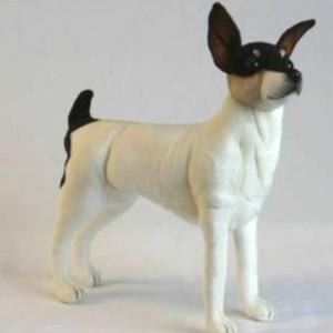 [HANSA] American Toy Terrier Stn(토이테리어1) 4218번/36cm.L