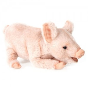 [HANSA] PIG(돼지1)4944번/28*15cm