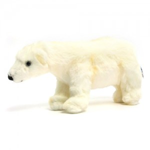 [HANSA] Polar Bear Cub Stn(북극곰4)4768번/27*13cm