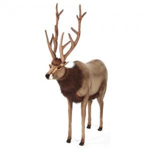 [HANSA] MALE-DEER(사슴2) 3366번/130*97cm