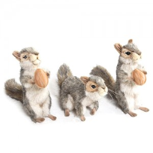 [HANSA] SQUIRREL-GR(회색다람쥐1)4840&4841번
