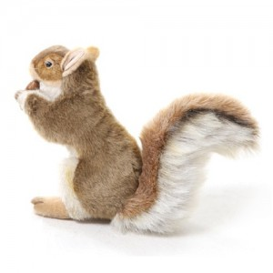 [HANSA] SQUIRREL-RD(붉은다람쥐1) 3745번/28*22cm