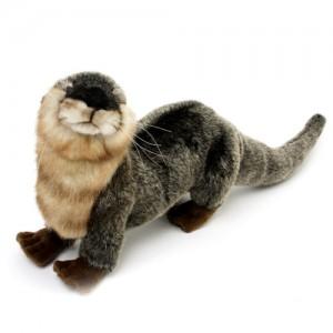 [HANSA]River Otter(수달1)3813번/19*48cm