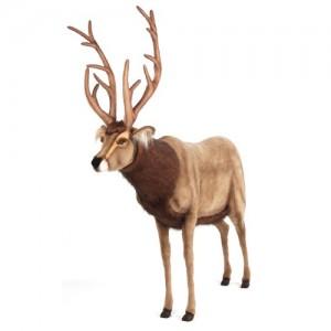 [HANSA]Spotted Deer(얼룩사슴1)5432번/54*58cm