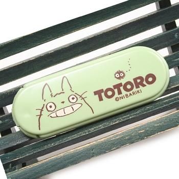 휴대용 거울 옷솔(토토로) - 이웃집 토토로