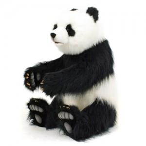 [HANSA] Panda Bear Sit(팬더3)4497번/100*75cm