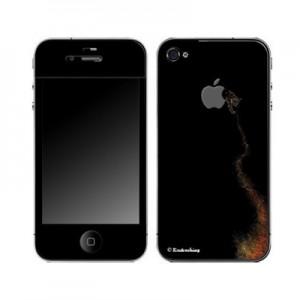 스킨플레이어 iPhone 4G 쿠스쿠칭 D03 디자인 스킨