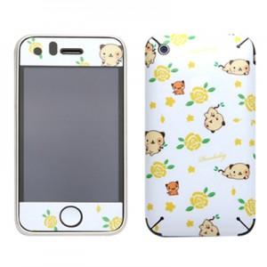 스킨플레이어 iPhone 3Gs 뒹굴뒹굴 판다독(화이트) 디자인 스킨
