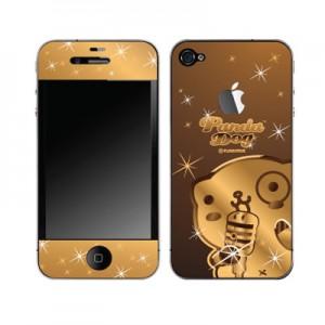 스킨플레이어 iPhone 4G 리드미컬 판다독 디자인 스킨