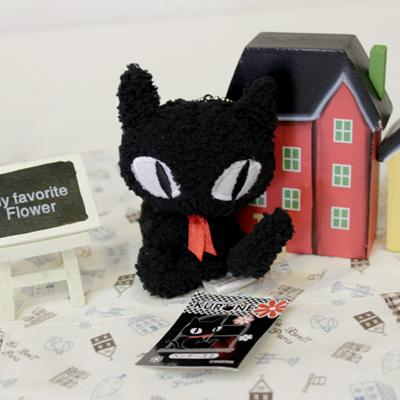 KURONE 고양이 체인 고리 - 일본 직수입
