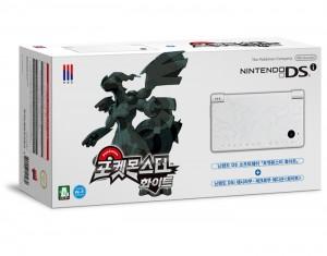 닌텐도 DSI 포켓몬스터 화이트 패키지