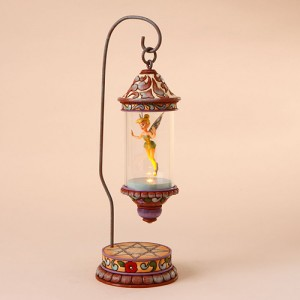 [Disney]팅커벨 램프:Shining Sprite-Tinker Bell in Lantern Figurine (4016590)