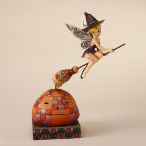 [Disney]팅커벨: Witch Tinker Bell with Pumpkin(4016578)