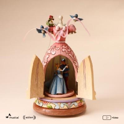 [Disney](신데렐라)오르골: Cinderellla's Dress Musical (4016556)