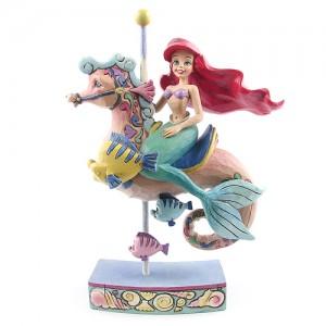 [Disney]인어공주: Carousel Princess Ariel (4011742)