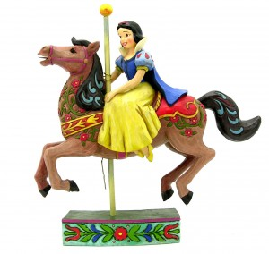 [Disney]백설공주: Carousel Princess Snow White(4011746)