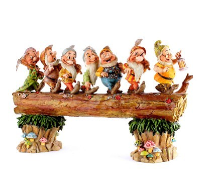 [Disney]백설공주와 난장이: Fig Seven Dwarfs (4005434)