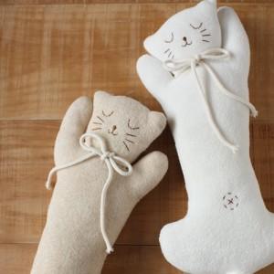 [DIY] [안고자기 편한 인형]고양이 인형&베개