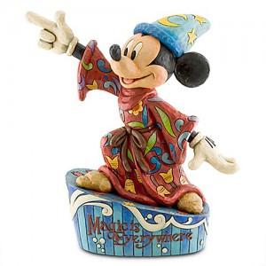 [Disney] 미키마우스 초대형:Sorcerer Mickey Floor Standing Statue(4005224)
