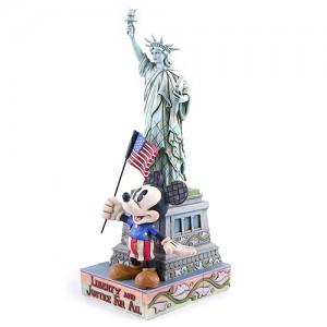 [Disney]미키마우스: Mickey & Statue Of Liberty (4007663)