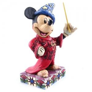 [Disney]미키마우스: Sorcerer Mickey Mouse Personality Pose (4010023)