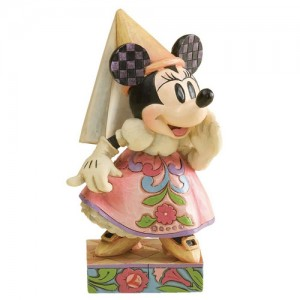 [Disney]미니마우스: Demure And Sweet-Minnie Mouse Personality Pose Figurine(4011753)