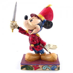 [Disney]미키마우스: Mickey as The Nutcracker-Mickey Mouse Figurine (4016559)