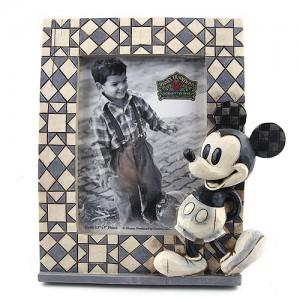 [Disney]미키마우스 액자: Frame Black And White (4011138)