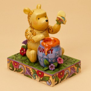 [Disney]푸우:Touch of Summer-Classic Pooh with Butterfly Figurine (4016589)