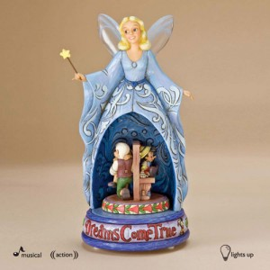 [Disney]피노키오: Blue Fairy Musical Figurine(4010022)