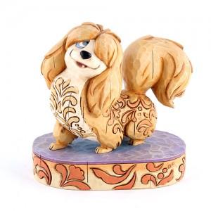 [Disney]레이디와 트램프: Canine Collection - Flirtatious Peg(4009257)