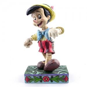 [Disney]피노키오: Lively Step-Pinocchio Personality Pose Figurine(4010027)