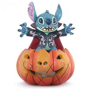 [Disney]스티치(조명): Stitch in Pumpkin