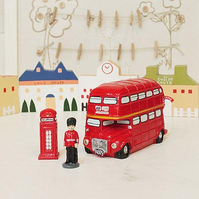 런던 버스 set