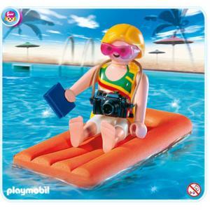 플레이모빌 수영장소녀(4681)