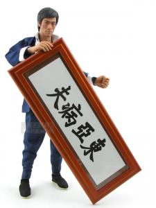 1/6 BRUCE LEE - Fist of Fury (이소룡 - 정무문 1972) (RM-1006)