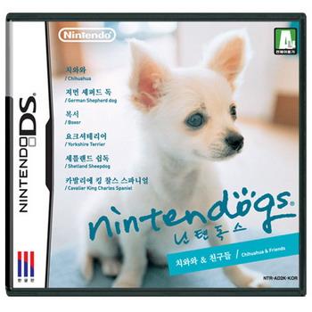 닌텐도 DS Nintendogs-치와와&친구들
