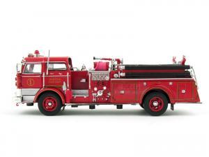 1/32 MACK C FIRE PUMPER 1960 (HOUSTON) (SG003721RE)