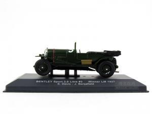 1/43 BENTLEY Sport 3.0 Litre #3 Winner LeMans 1927 (IX304721GR)