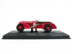 1/43 ALFA ROMEO 8C #8 Winner LeMans 1932 (IX311408RE)