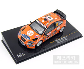 1/43 FORD FOCUS RS 07 WRC #14 Rally Monte Carlo 2008 (IX312863OR)