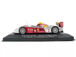 1/43 AUDI R10 TDI #2 Winner Le Mans 2008 (IX312146RE)