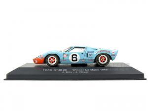 1/43 FORD GT 40 #6 Winner Le Mans 1969 (IX304981BL)
